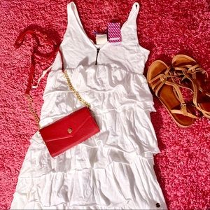 Ruffle Swing Sundress